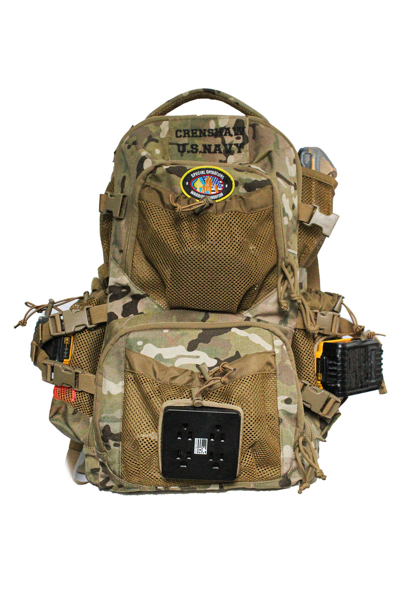 SF-18 ZULU - THE BREACHER BACKPACK
