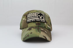 tactical patch hat by spec ops tool gear