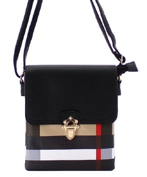 Black and Go Crossbody