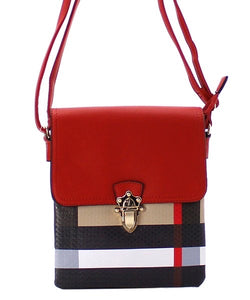 Red and Go Crossbody