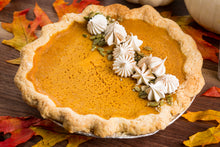 Load image into Gallery viewer, Traditional Pumpkin Pie