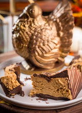 Load image into Gallery viewer, Golden Chocolate Peanut Butter Turkey