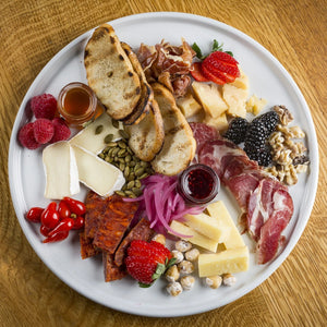 Cheese and Charcuterie Boards