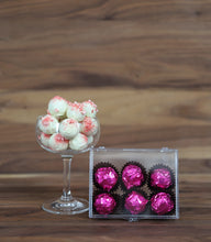 Load image into Gallery viewer, Strawberry Champagne Truffles