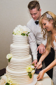 Weddings at theWit Anniversary Cakes