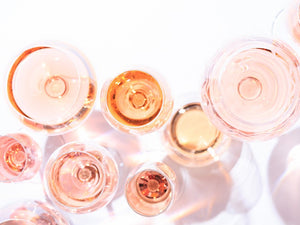 Rosé Wine By the Bottle