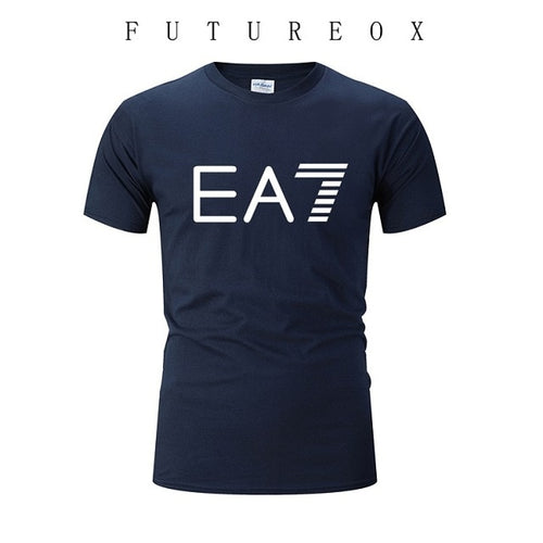 Mens EA7 Hybrid T-shirt