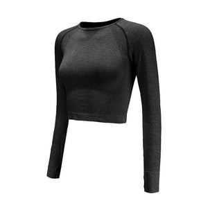 Casual Long Sleeve Compression