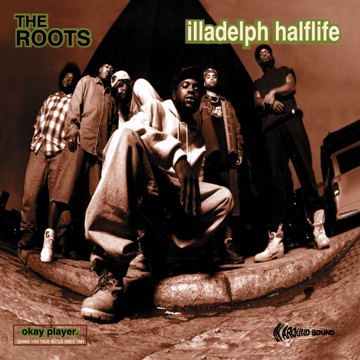 The Roots Quot Illadelph Halflife Quot 2xlp 20th Anniversary Vinyl