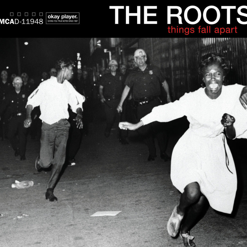 "The Roots ""Things Fall Apart"" 2xLP 180 Gram Vinyl"