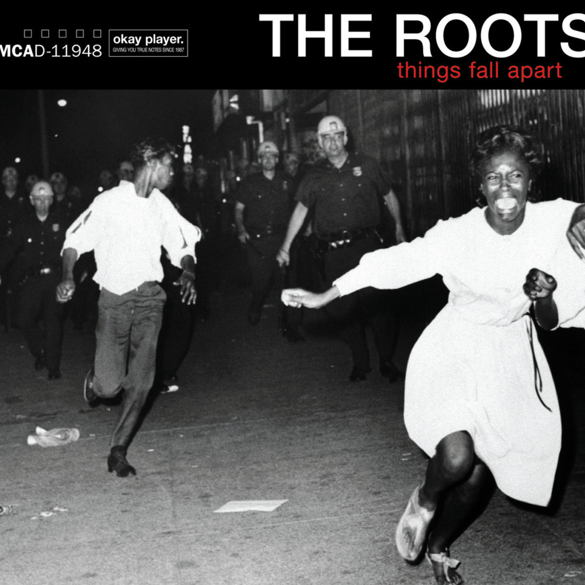 The Roots Quot Do You Want More Quot 2lp Blue Vinyl