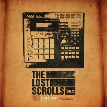"Slum Village ""The Lost Scrolls 2: Slum Village Edition"" LP Vinyl ["