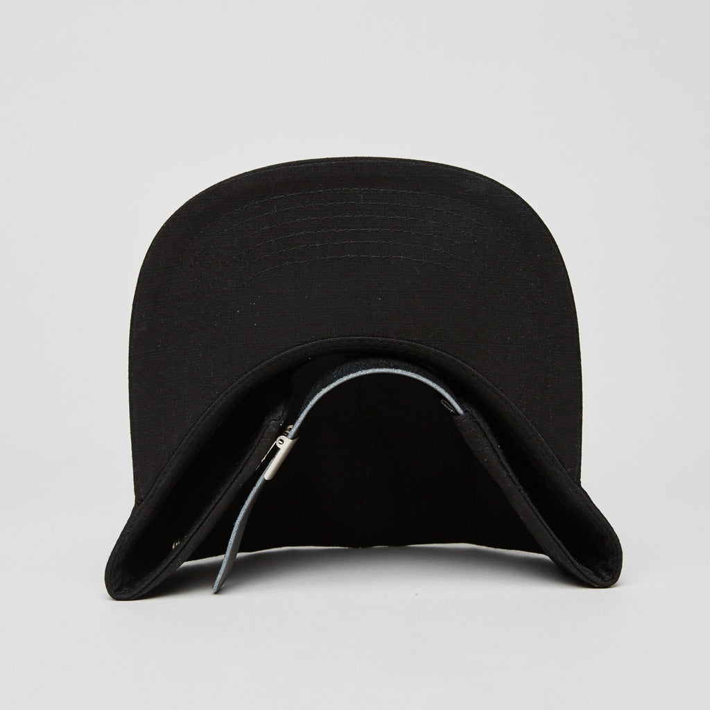 Okayplayer Ripstop 5 Panel Camper - Black