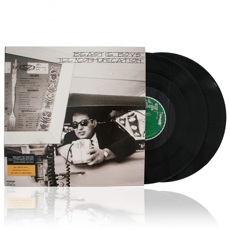 "Beastie Boys ""Ill Communication"" 2xLP 180 gram Vinyl"