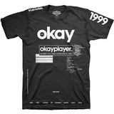 Okayplayer 20th Anniversary T-Shirt
