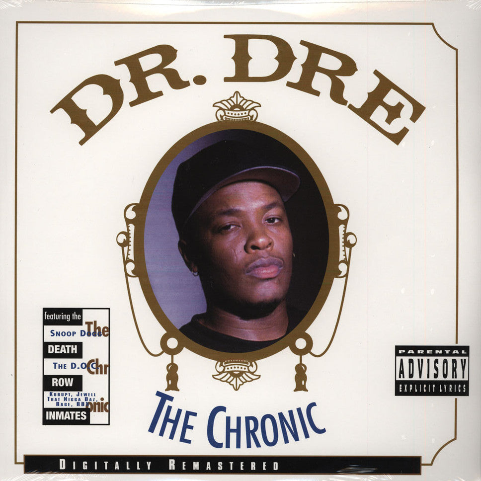 "Dr. Dre ""The Chronic"" 2xLP Vinyl"