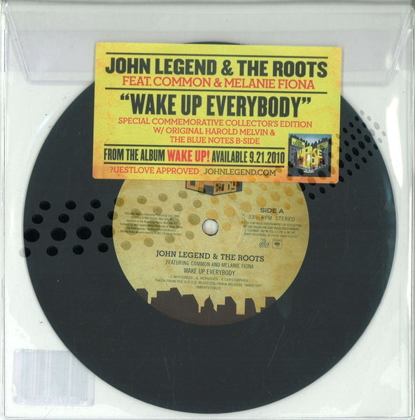 John Legend Amp The Roots Wake Up Everybody 7 Quot Vinyl Sold