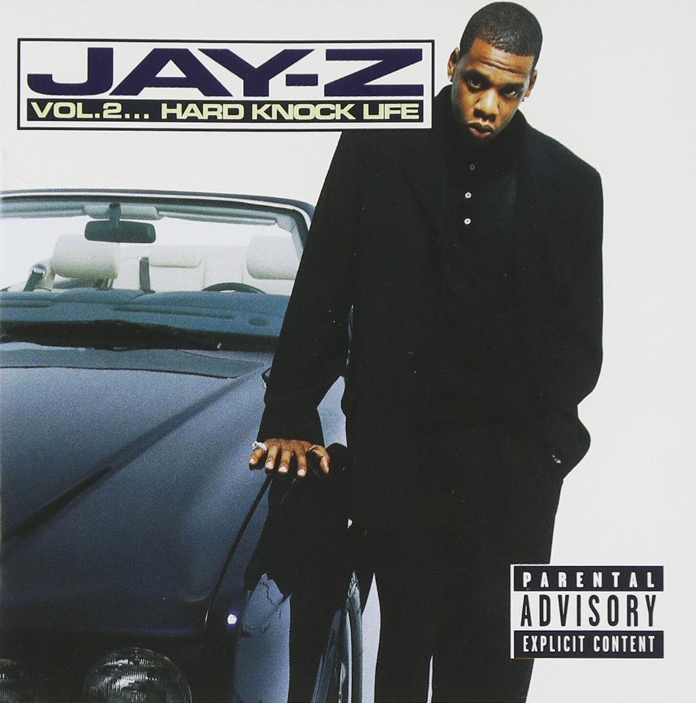 "Jay Z ""Vol. 2... Hard Knock Life"" 2xLP Vinyl"