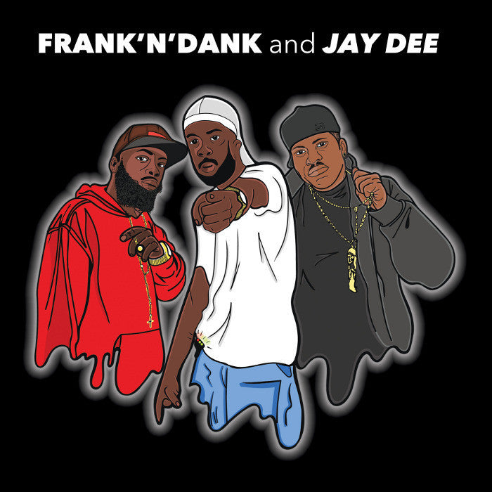 "Frank 'n' Dank & Jay Dee ""The Jay Dee Tapes"" LP Vinyl"