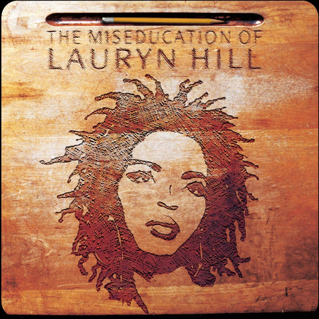 "Lauryn Hill ""The Miseducation Of Lauryn Hill"" 2xLP Vinyl"