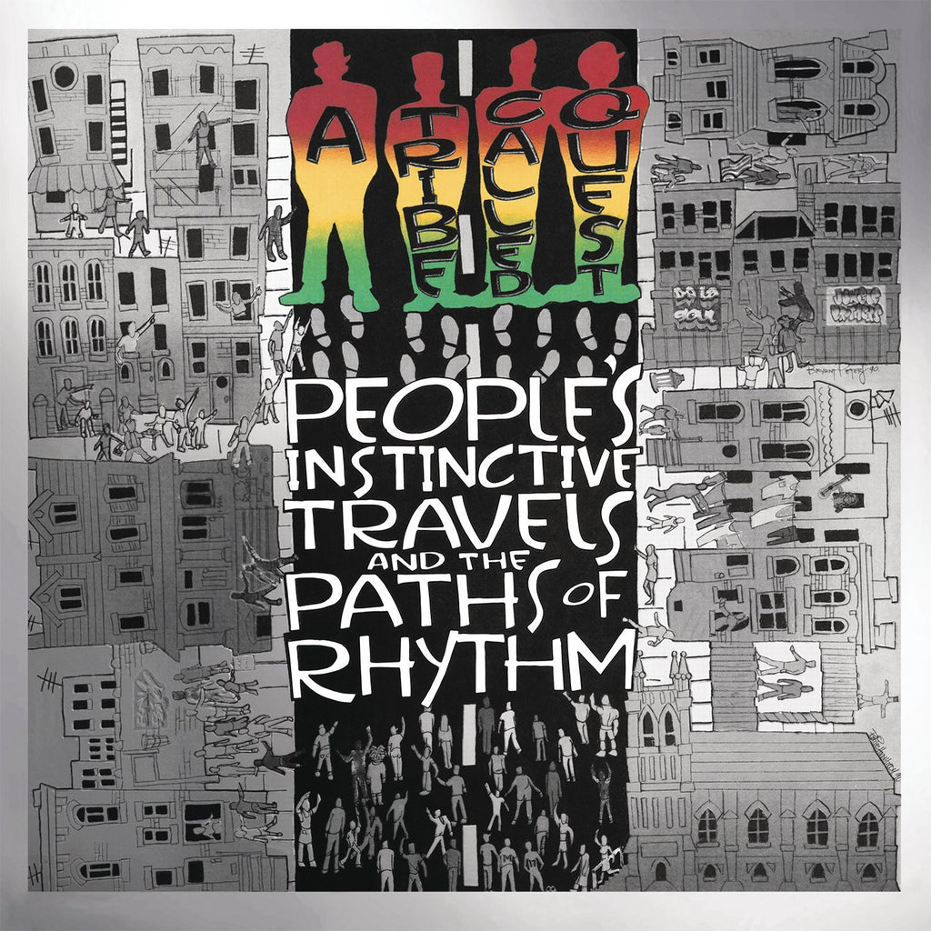 "A Tribe Called Quest ""People's Instinctive Travels and the Paths of Rhythm"" [25th Anniversary] 2xLP Vinyl"