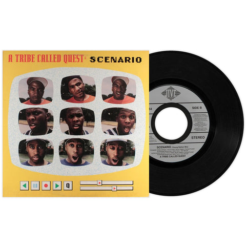 "A Tribe Called Quest ""Scenario"" 7"" Vinyl"