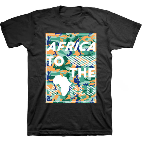 Africa To The World T-Shirt