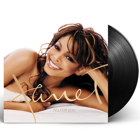 "Janet Jackson ""All For You"" 2xLP Vinyl"