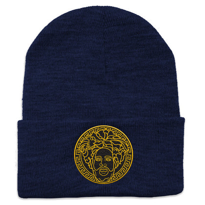 "Questlove ""Migos"" Embroidered Beanie"