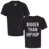 dead prez Bigger Than Hip Hop Youth T-Shirt