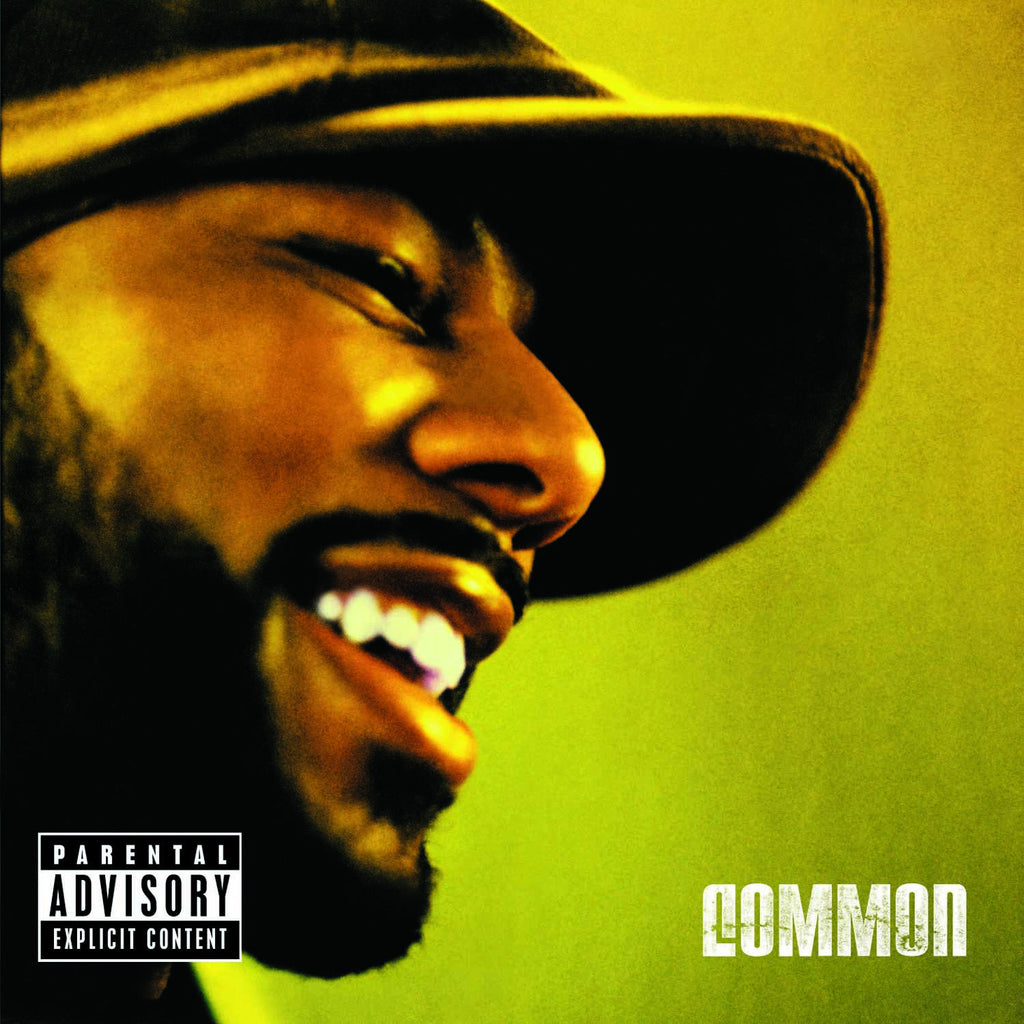 "Common ""Be"" 2xLP Vinyl"