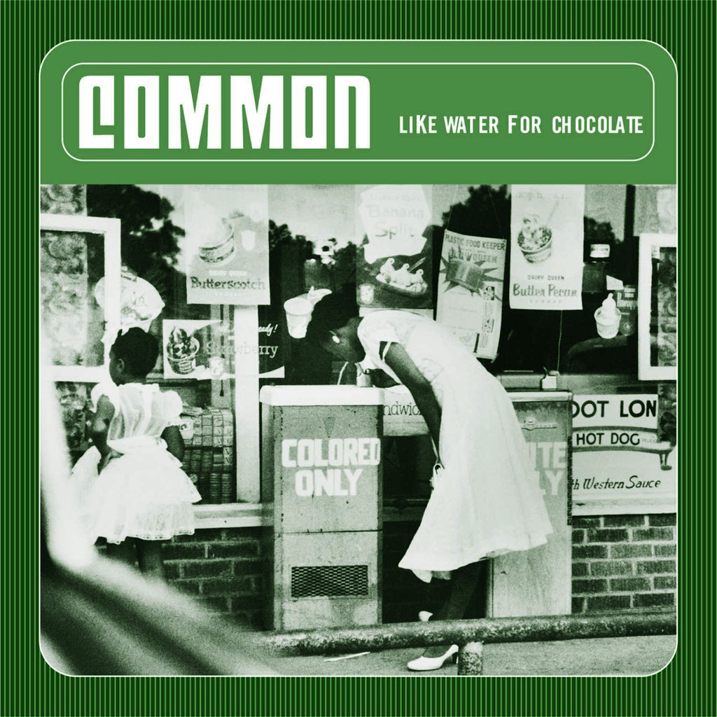 "Common ""Like Water For Chocolate"" 2xLP Vinyl"