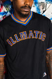 Illmatic Black Jersey - Front
