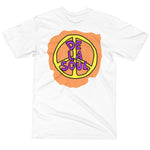 De La Soul Peace T-Shirt - White