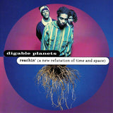 "Digable Planets ""Reachin' (A New Refutation of Time and Space)"" 25th Anniversary Edition"