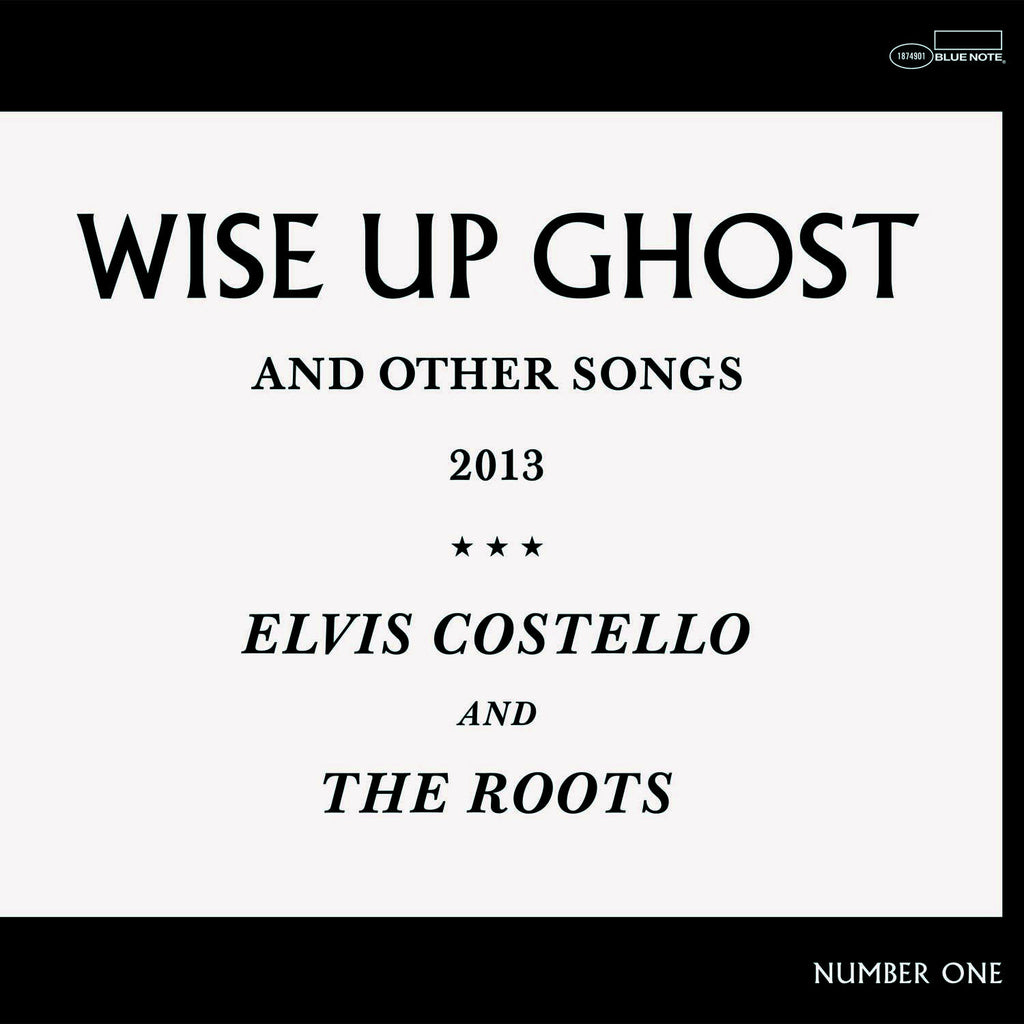 "Elvis Costello & The Roots ""Wise Up Ghost (And Other Songs)"" 2xLP Vinyl"
