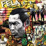 "Fela Kuti ""Sorrow Tears and Blood"" (1977) LP Vinyl"