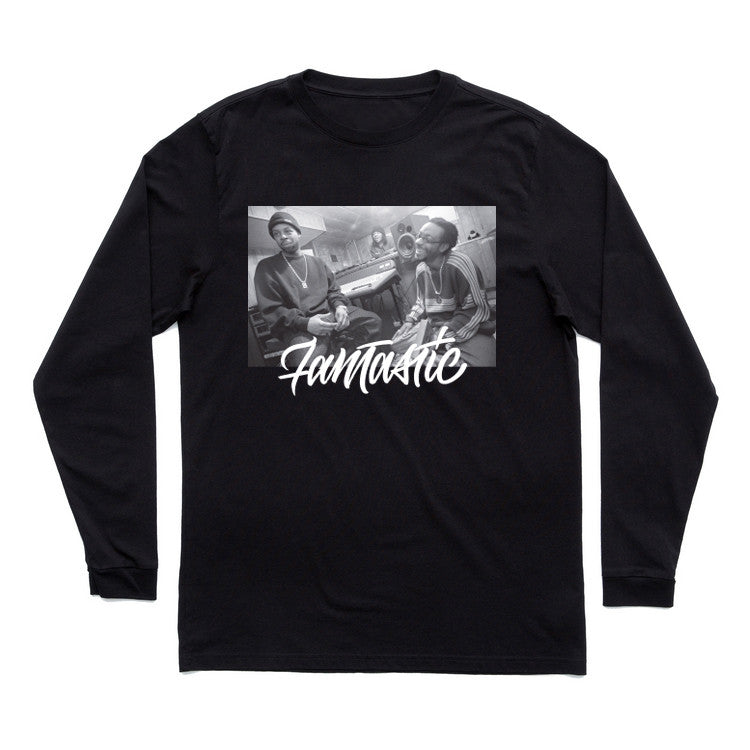 """Fantastic Forever"" Long Sleeve Photo T-Shirt (Limited Edition) [2XL]"