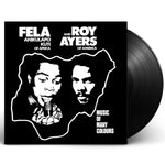 "Fela Kuti & Roy Ayers ""Music of Many Colors"" (1980) LP Vinyl"
