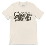 Giant Step T-Shirt Tan