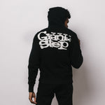 Giant Step Zip-Up Hooded Sweatshirt