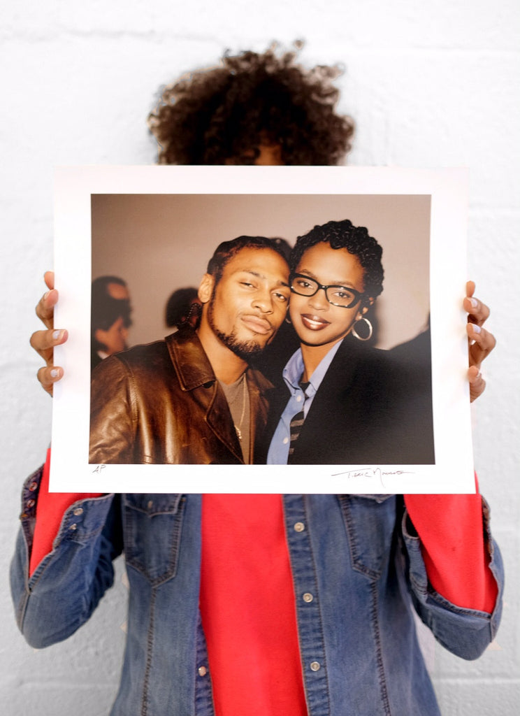 D'Angelo and Lauryn Hill (1996) – Limited Edition Photo Print by T. Eric Monroe