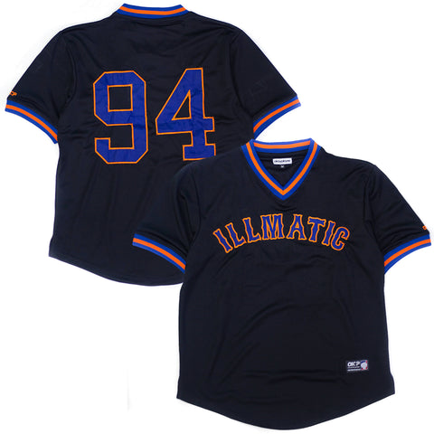 Illmatic Black Jersey