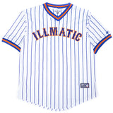 Illmatic Pinstripe Jersey - Front