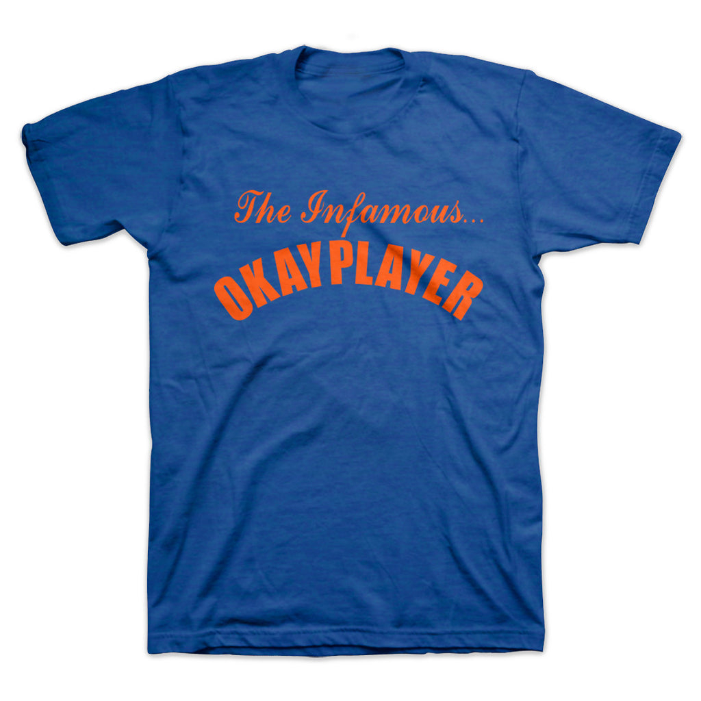 The Infamous Okayplayer Vintage T-Shirt [SOLD OUT]