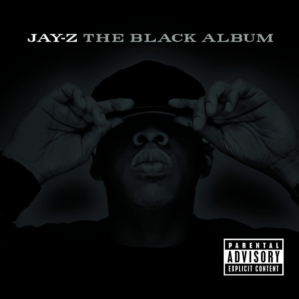 "Jay Z ""The Black Album"" 2xLP Vinyl"