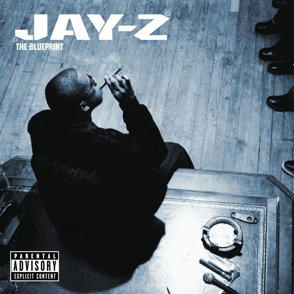 "Jay Z ""The Blueprint"" 2xLP Vinyl"