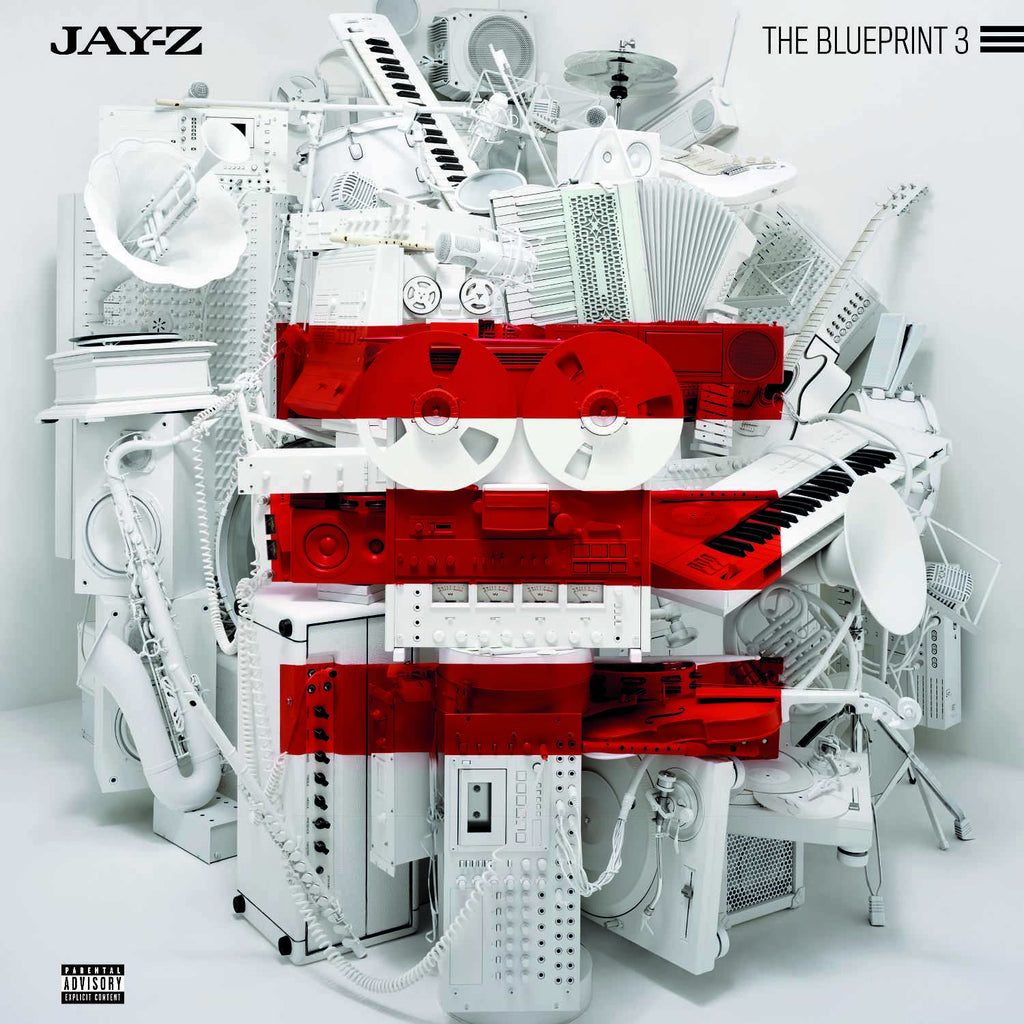 "Jay Z ""The Blueprint 3"" 2xLP Vinyl"