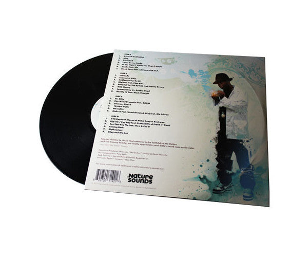 "J Dilla ""Jay Stay Paid"" 2xLP + 7"" Vinyl"