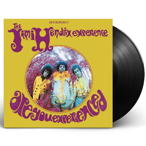 "The Jimi Hendrix Experience ""Are You Experienced"" LP Vinyl"